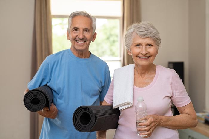 Aktywność fizyczna seniorów ijej wpływ nazdrowie