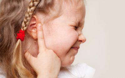 Zapalenie ucha udziecka – rodzaje, objawy, leczenie