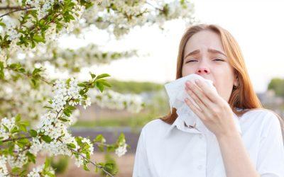 Alergia wiosenna – jak sobie znią radzić
